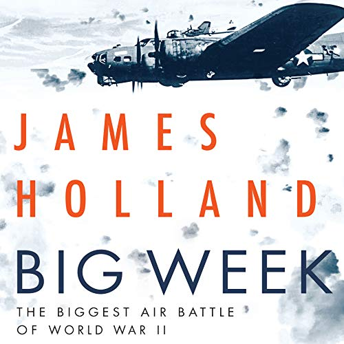 Big Week audiobook cover art