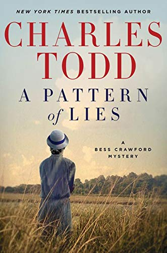 Image of A Pattern of Lies: A Bess Crawford Mystery (Bess Crawford Mysteries, 7)