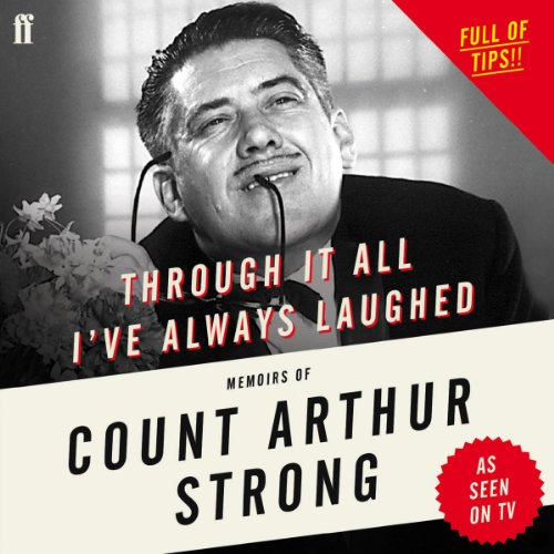 Through It All I've Always Laughed audiobook cover art