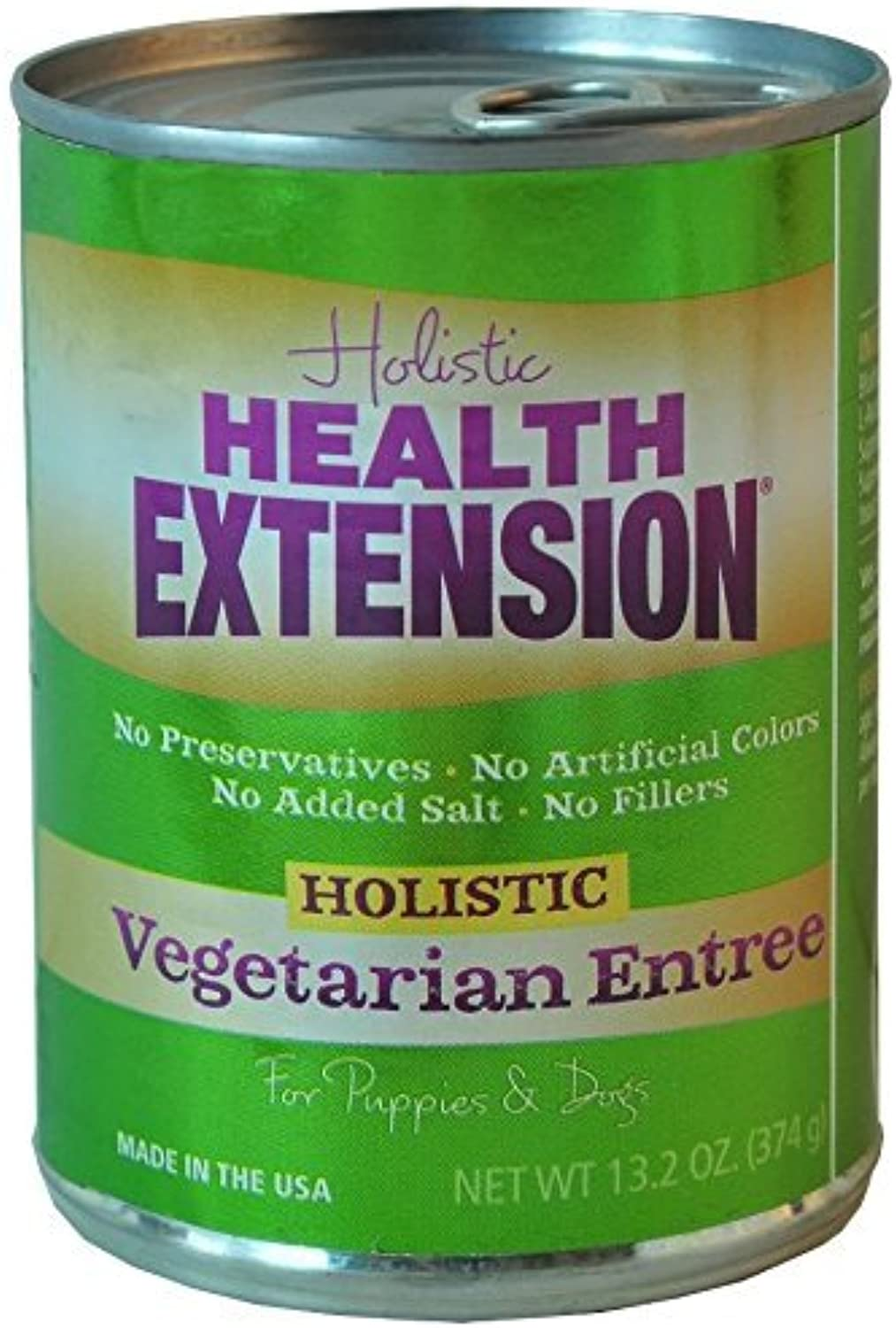 Health Extension Holistic Vegetarian Entree Canned Dog Food