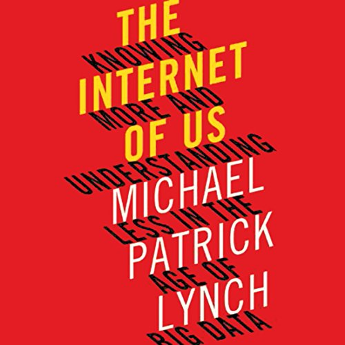 The Internet of Us audiobook cover art