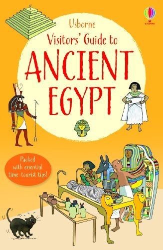 A Visitor's Guide to Ancient Egypt (in inglese)