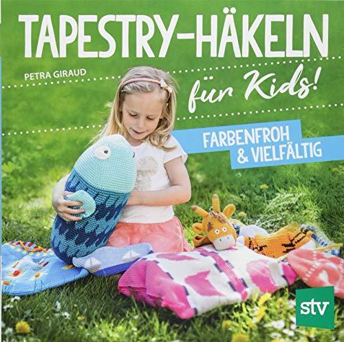 Tapestry-Häkeln für Kids: Farbenfroh & vielfältig