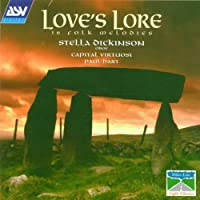 Love's Lore: 16 Folk Melodies by Stella Dickinson