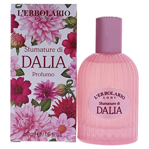 L'Erbolario, Profumo Donna Sfumature di Dalia, 50 ml