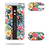MightySkins Skin Compatible with Eleaf iStick 50W – Koi Pond   Protective, Durable, and Unique Vinyl Decal wrap Cover   Easy to Apply, Remove, and Change Styles   Made in The USA