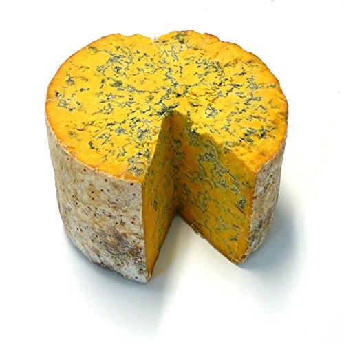 Blue Stilton Cheese Shropshire Blue Blauschimmelkäse original 400g KÜHLBOX-Versand mit Styroporbox und Spezialkühlakku für Lebensmittelversand