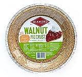 2pc Walnut Pie Crust Ready to Use 9'