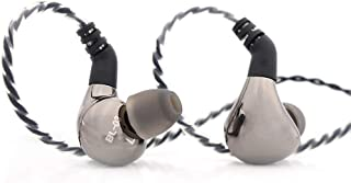 Linsoul BLON BL03 HiFi 10mm Carbon Diaphragm Dynamic Driver in-Ear Earphone IEM with 0.78mm 2pin Detachable Cable (Without mic, Brown)