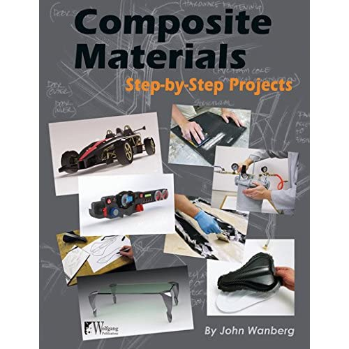 Amazon Composite Materials Step By Step Projects Wolfgang