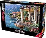 Anatolian Puzzle - Villa On The Bay, 3000 Piece Jigsaw Puzzle, #4915 (ANA4915)