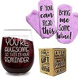 Top 15 Best Fred Friends Friend Wine Glass Sets
