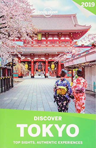 Lonely Planet Discover 2019 Tokyo [Lingua Inglese]