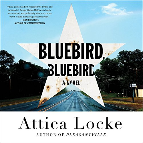Bluebird, Bluebird audiobook cover art