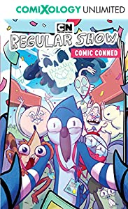 Regular Show: Comic Conned