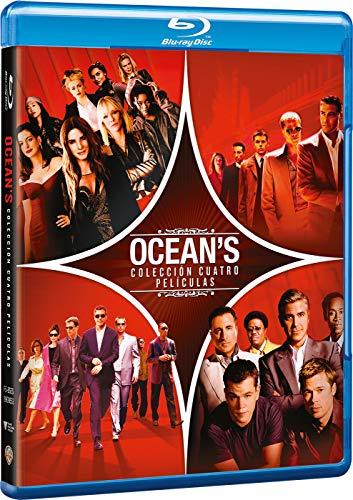Ocean'S Colección Cuatro Películas [Blu-ray] a buen precio