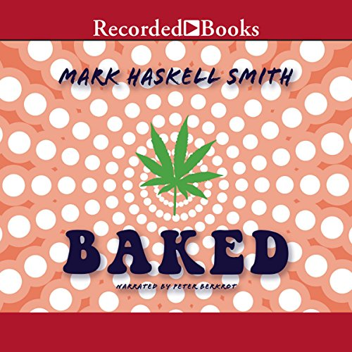 Baked audiobook cover art