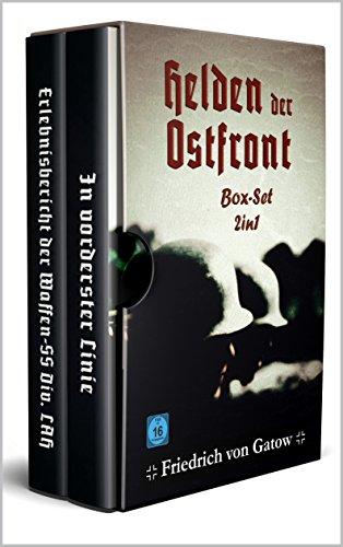 Helden der Ostfront Box-Set 2in1  ( Erlebnisbericht Waffen-SS Division Leibstandarte Adolf Hitler + In vorderster Linie )