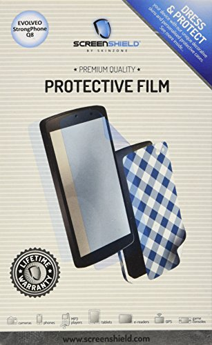 SCREENSHIELD EVO-STPHQ8-D Displayschutz-Folie für Evolveo StrongPhone Q8