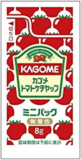 カゴメ トマトケチャップ ミニパック 8g×40袋