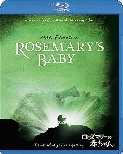 ローズマリーの赤ちゃん リストア版 [Blu-ray] - ミア・ファロー, ジョン・カサヴェテス, ルース・ゴードン, シドニー・ブラックマー, モーリス・エバンス, ラルフ・ベラミー, ロマン・ポランスキー