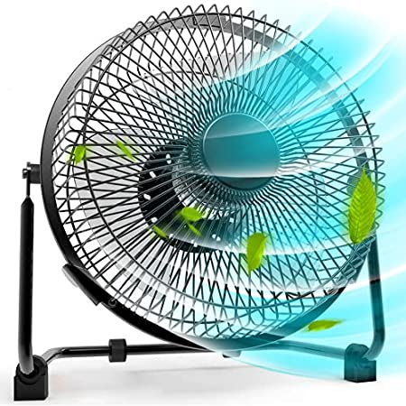 9 Inch Battery Operated Camping Fan