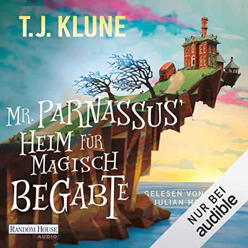 Mr. Parnassus' Heim für magisch Begabte Titelbild