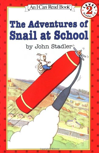 The Adventures of Snail at School, Level 2 (I Can Read)の詳細を見る
