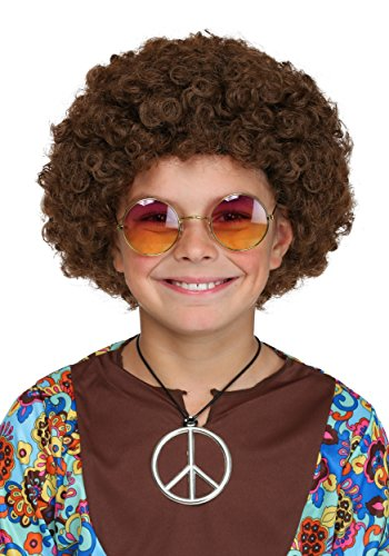 Child Afro Wig - ST