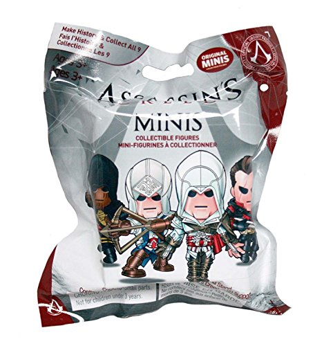 Assassin's Creed Buildable Figure -...
