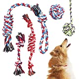 Juguete de cuerda para perros pequeños y medianas – Beneficios sin ánimo de lucro para...