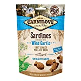 Carnilove Sardines with Wild Garlic...