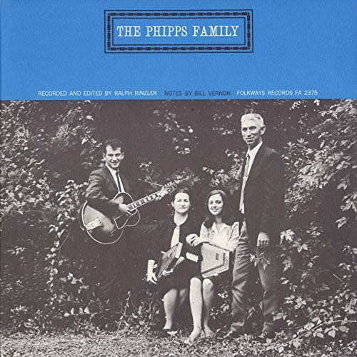 A.L. Phipps And The Phipps Family