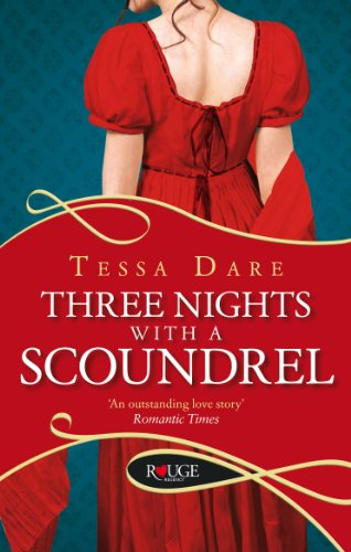 Three Nights With a Scoundrel: A Rouge Regency Romance (The Stud Club Series Book 3) (English Edition)