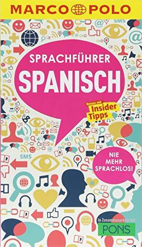 MARCO POLO Sprachführer Spanisch: Nie mehr sprachlos! Die wichtigsten Wörter für deinen Spanien-Urlaub