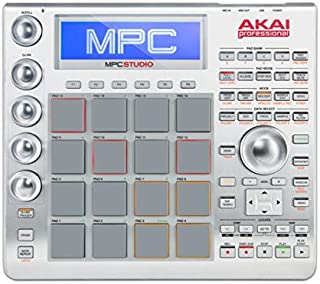 Akai Professional MPC Studio | Music Production Controller with 9+GB Sound Library Download [2013 Model]