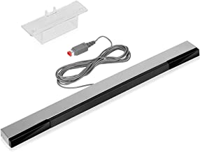 NIFERY Wired Wii Sensor Bar Motion Sensor, Wii U Sensor Bar for Nintendo Wii/Wii U Console