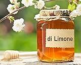 Miele di Limone PURO Artigianale (no linee commerciali), GardenSicily...