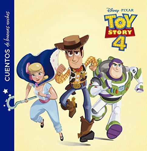 Toy Story 4. Cuentos de buenas noches
