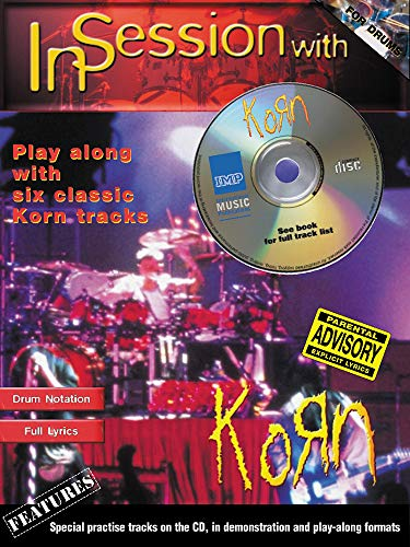 Korn: In Session with Korn: (Drum)