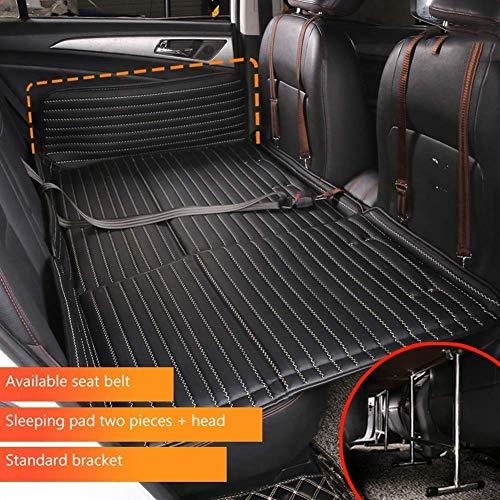 JIAMING SUV Car Mattress Bed Rear Seat Travel And Sleeping Pad Car Bed Back Seat Fold Mattress, Non-aerated (Size : B) (Color : B
