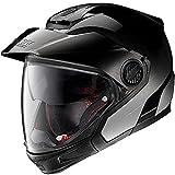 NOLAN (ノーラン) バイク用 ヘルメット N405GT フェードシルバー XL 95881