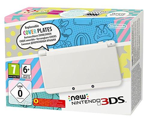 New Nintendo 3DS Weiß [Importación Alemana]