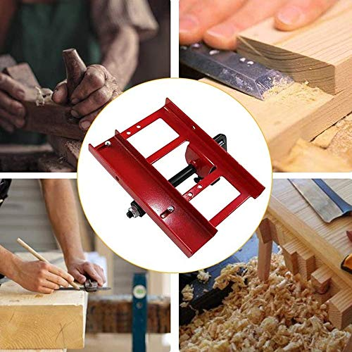 Portable Chainsaw Mill Planking Milling, Chainsaw Mill Lumber Cutting Guide, Guide Bar Wood Lumber Cutting Sawmill Aluminum Steel Chainsaw Mills for Builders and Woodworkers