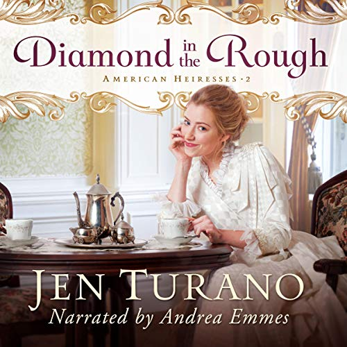 Couverture de Diamond in the Rough