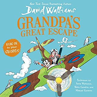 Grandpa's Great Escape cover art
