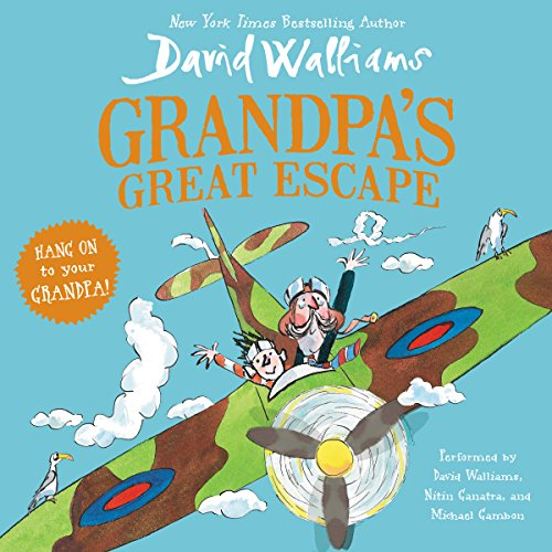 Grandpa's Great Escape Titelbild