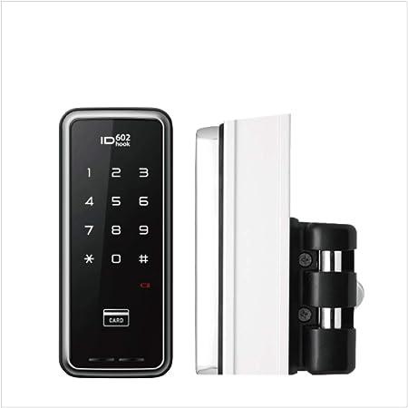 ロックマンジャパン デジタルドアロック 引戸対応型 取付動画あり カード・暗証番号式 ID-602Bhook