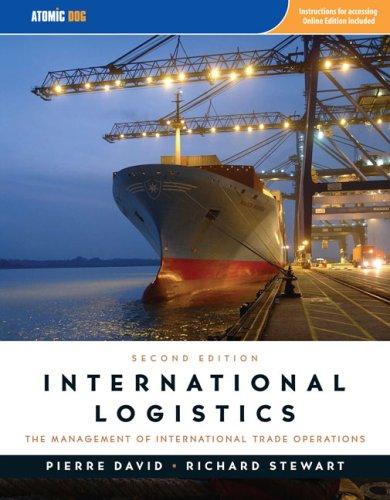 International Logistics : The management of International...