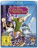 Bluray Kinder Charts Platz 31: Der Glöckner von Notre Dame [Blu-ray]
